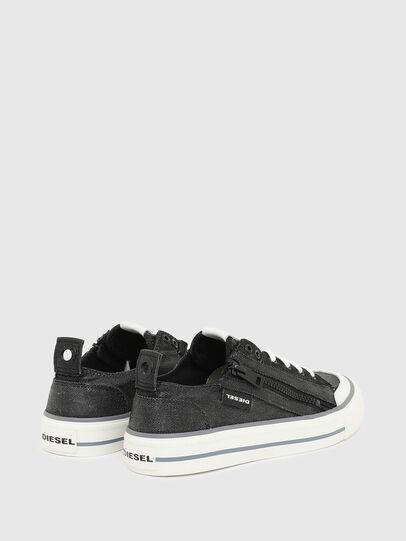 Diesel - S-ASTICO LOW ZIP W, Negro - Sneakers - Image 3
