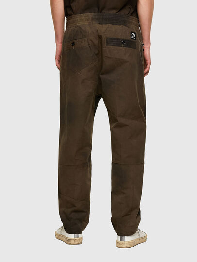 Diesel - P-HILL, Verde Militar - Pantalones - Image 2