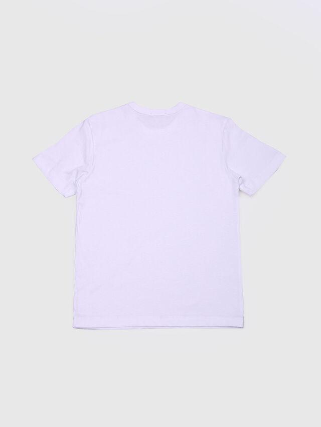 Diesel - TOCLE, Blanco - Camisetas y Tops - Image 2