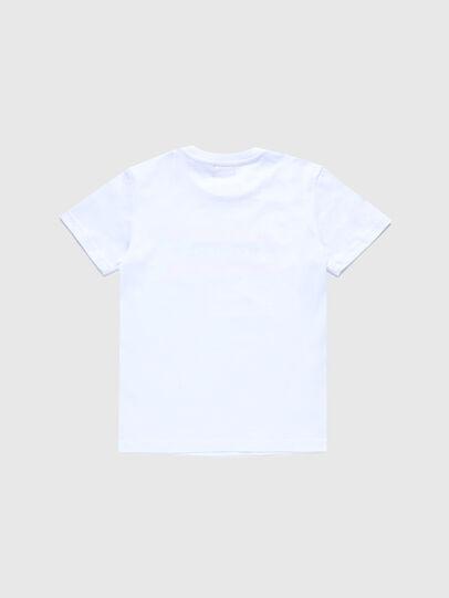 Diesel - TDIEGOSK32, Blanco - Camisetas y Tops - Image 2