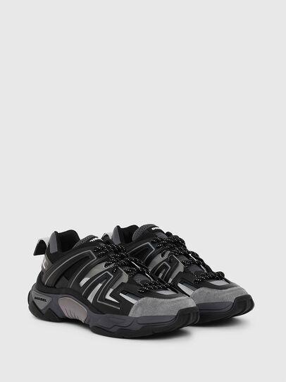 Diesel - S-KIPPER LOW TREK, Negro - Sneakers - Image 2