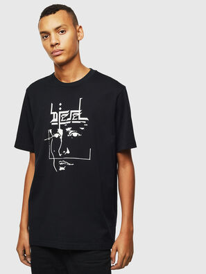 T-JUST-J14, Negro - Camisetas