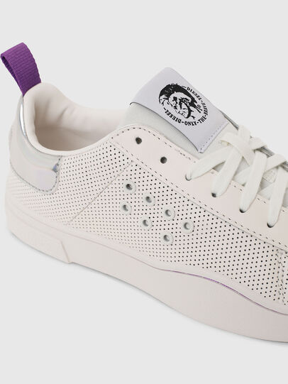 Diesel - S-CLEVER LC W, Blanco/Rosa - Sneakers - Image 5
