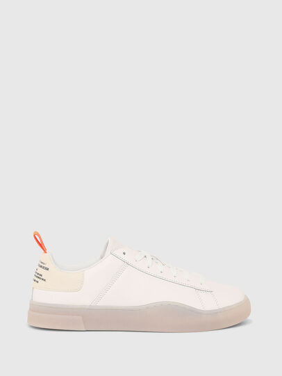 Diesel - S-CLEVER LOW LACE, Blanco - Sneakers - Image 1