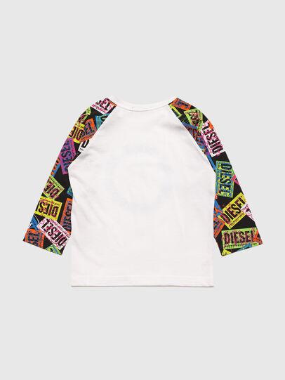 Diesel - TENTYB, Blanco - Camisetas y Tops - Image 2