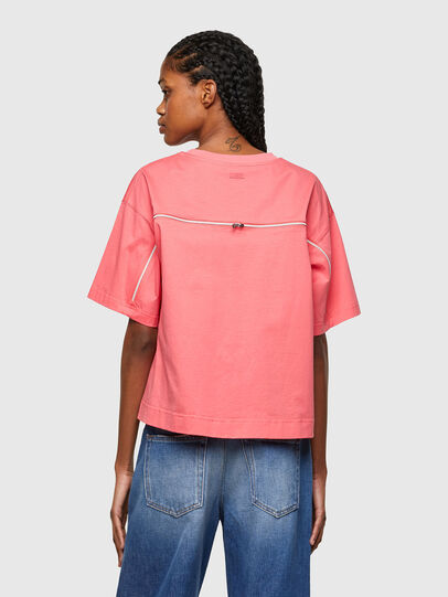 Diesel - T-BOWLY-A1, Rosa - Tops - Image 2
