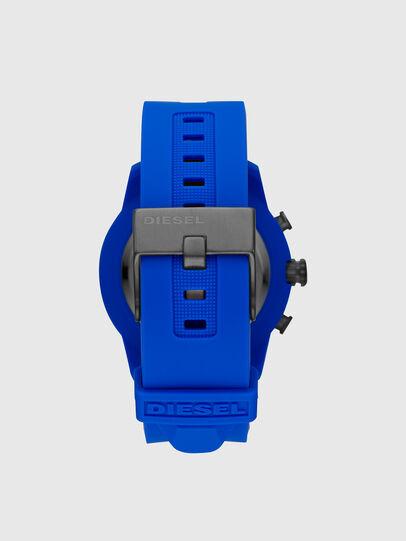 Diesel - DT1017, Azul Brillante - Smartwatches - Image 3