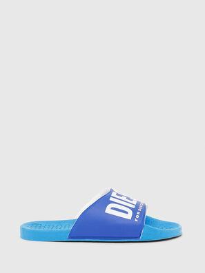 FF 01 SLIPPER CH, Azul - Calzado