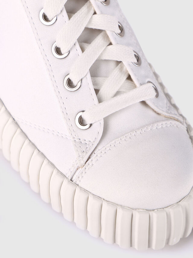 Diesel - S-EXPOSURE CLC W, Blanco - Sneakers - Image 4