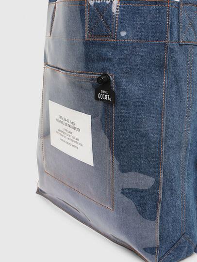 Diesel - F-THISBAG SHOWEI, Blue Jeans - Bolsos Shopper y Al Hombro - Image 3