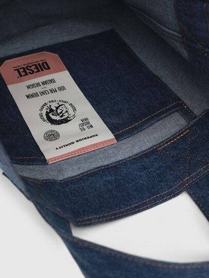 Diesel - F-THISBAG SHOWEI, Blue Jeans - Bolsos Shopper y Al Hombro - Image 7
