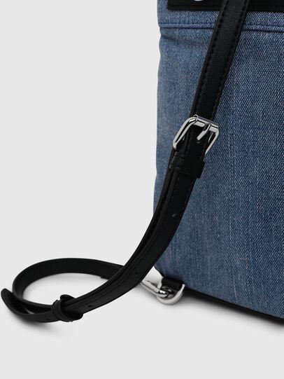 Diesel - ERACLEA II, Blue Jeans - Mochilas - Image 5