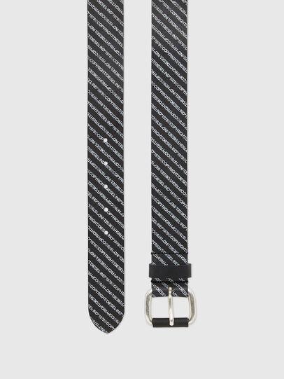Diesel - B-COPIRY, Negro - Cinturones - Image 3