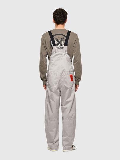 Diesel - P-JUMP-A, Gris Claro - Pantalones - Image 2