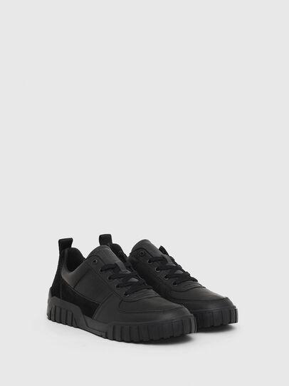 Diesel - S-RUA LOW, Negro - Sneakers - Image 2