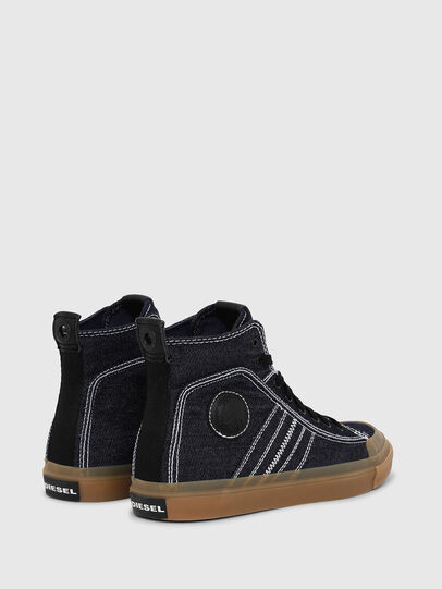Diesel - S-ASTICO MID LACE, Azul Oscuro - Sneakers - Image 3