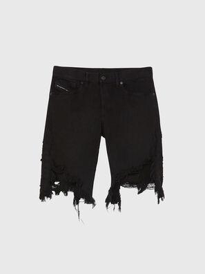 D-KRASY, Negro - Shorts