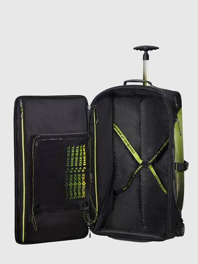 Diesel - KA2*69010 - PARADIVE, Negro/Amarillo - Bolsas de viaje con ruedas - Image 4