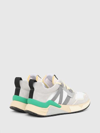 Diesel - S-BRENTHA WL, Blanco/Gris - Sneakers - Image 3