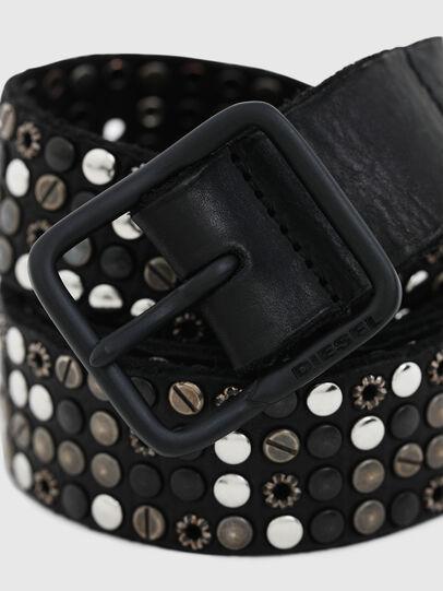 Diesel - B-GIO, Negro - Cinturones - Image 2