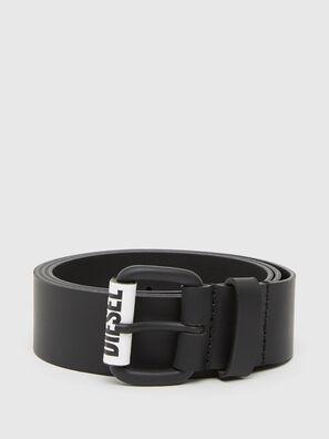 B-PEIPER, Negro - Cinturones