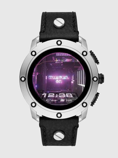 Diesel - DT2014, Negro/Plata - Smartwatches - Image 1