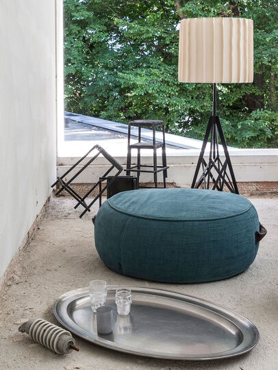Diesel - CHUBBY CHIC - SMALL POUF, Multicolor  - Furniture - Image 5