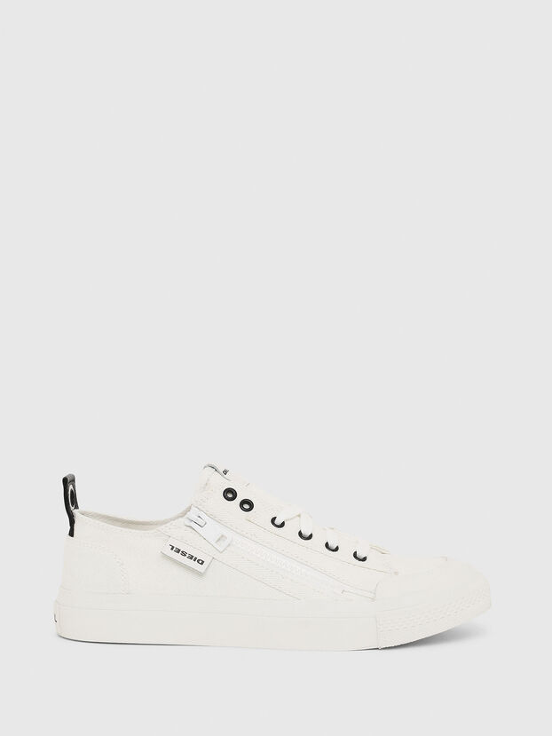 S-ASTICO LOW ZIP W, Blanco - Sneakers