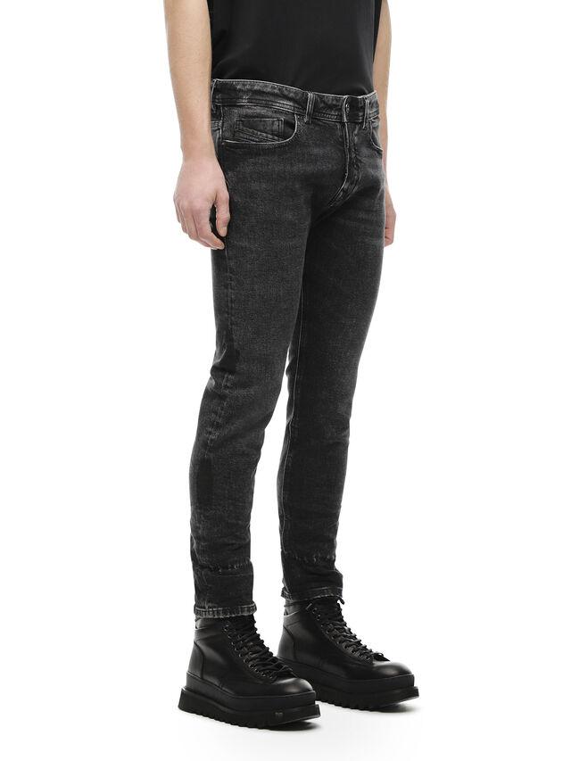 Diesel - TYPE-2814, Black Jeans - Vaqueros - Image 3