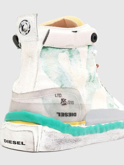 Diesel - S-ASTICO PNT, Blanco - Sneakers - Image 4
