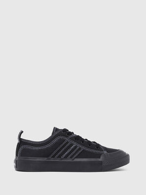 S-ASTICO LOW LACE W, Negro - Sneakers