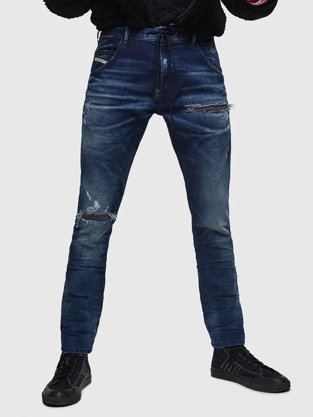 Krooley JoggJeans 069JE, Azul Oscuro - Vaqueros