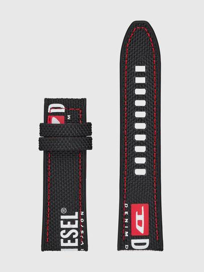 Diesel - DT0012, Negro - Accesorios Smartwatches - Image 1