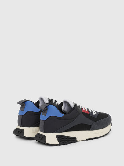 Diesel - S-TYCHE LOW CUT, Azul Oscuro - Sneakers - Image 3