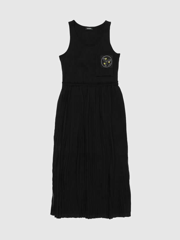 DTEHEI, Negro - Vestidos