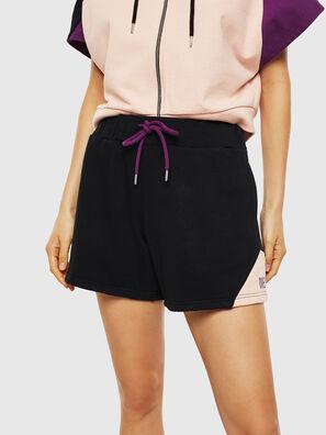 UFLB-SKIRZY, Negro/Rosa - Pantalones