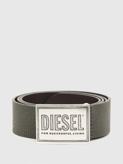 Diesel - B-GRAIN, Marrón - Cinturones - Image 1