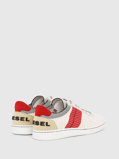 Diesel - S-MILLENIUM LOW, Crema - Sneakers - Image 3
