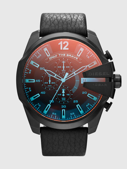 Diesel - DZ4323, Negro - Relojes - Image 1