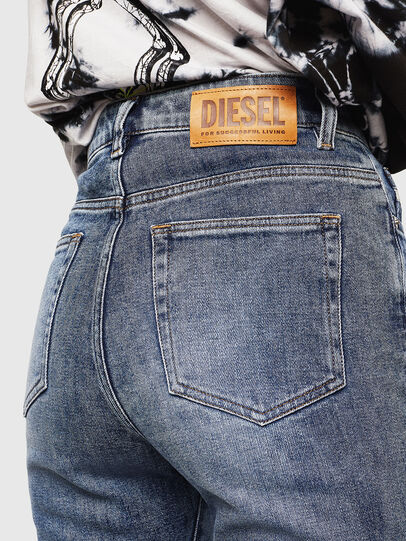 Diesel - D-Eiselle 0098W, Azul medio - Vaqueros - Image 3