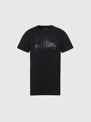T-DARIA-E2, Negro - Camisetas