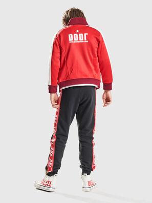 PSUITA, Negro/ Rojo - Pantalones
