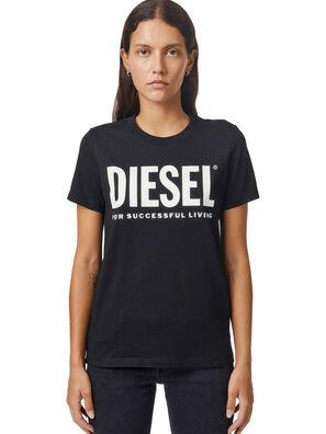 T-SILY-WX, Negro - Camisetas