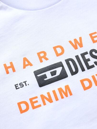 Diesel - TDIEGOSK32, Blanco - Camisetas y Tops - Image 3