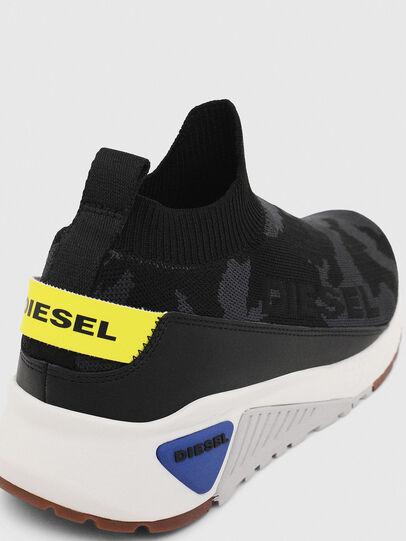 Diesel - S-KB SOCK QB, Negro - Sneakers - Image 5