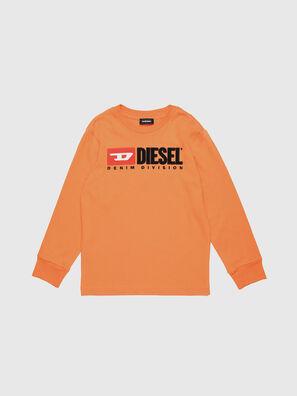 TJUSTDIVISION ML, Naranja - Camisetas y Tops