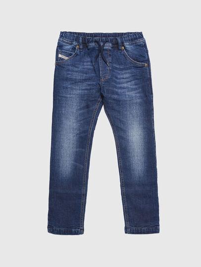 Diesel - KROOLEY-J F JOGGJEANS, Blue Jeans - Vaqueros - Image 1