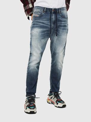 D-Vider JoggJeans 069IP, Azul medio - Vaqueros