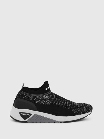 Diesel - S-KB ATHL SOCK II, Negro - Sneakers - Image 1
