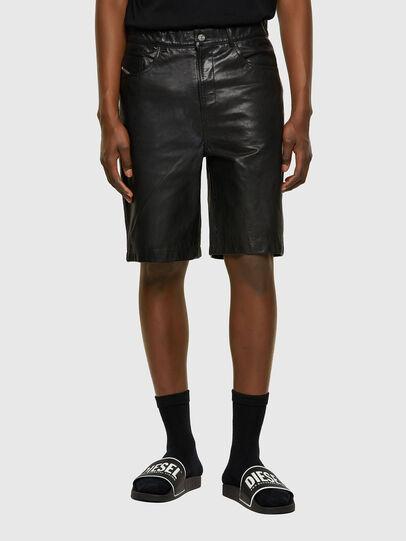 Diesel - P-MACS-SHORT, Negro - Pantalones - Image 1